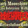Gravehuffer - Live Interview - The Zach Moonshine Show