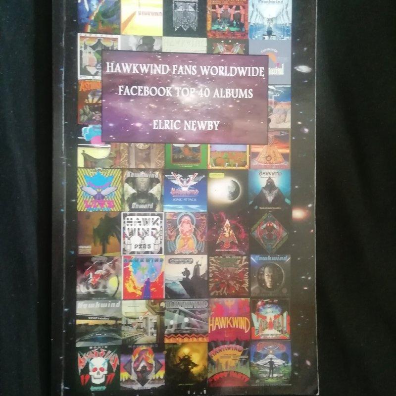 My Hawkwind Book