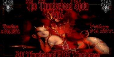 Thunderhead show today 2 pm est