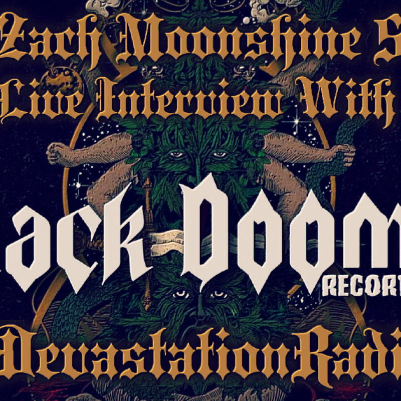 Black Doomba Records - Live Interview - The Zach Moonshine Show