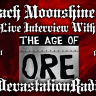 The Age Of Ore - Live Interview - The Zach Moonshine Show