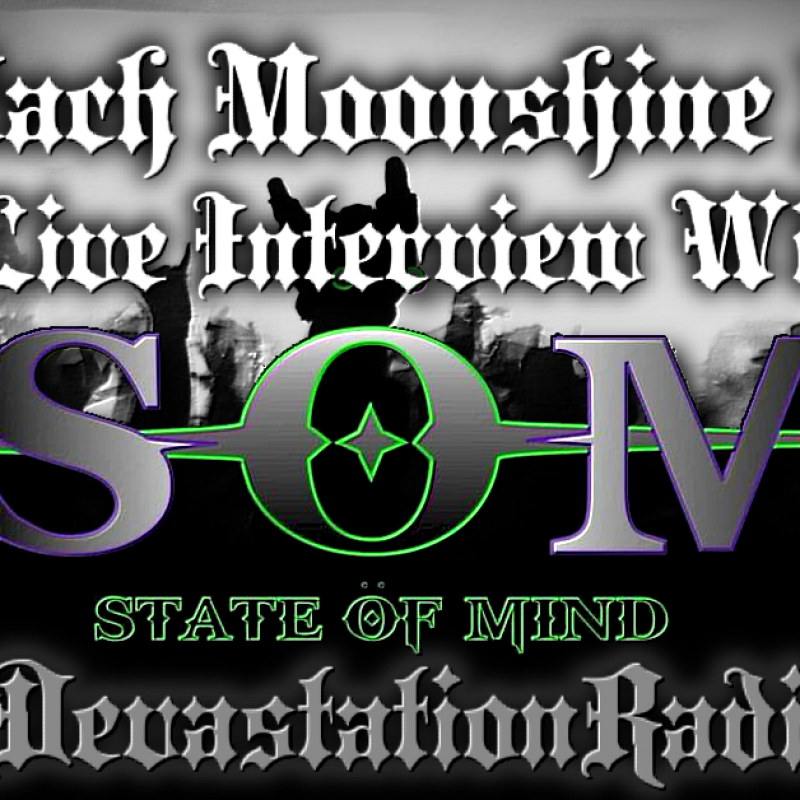 State Of Mind - Live Interview - The Zach Moonshine Show