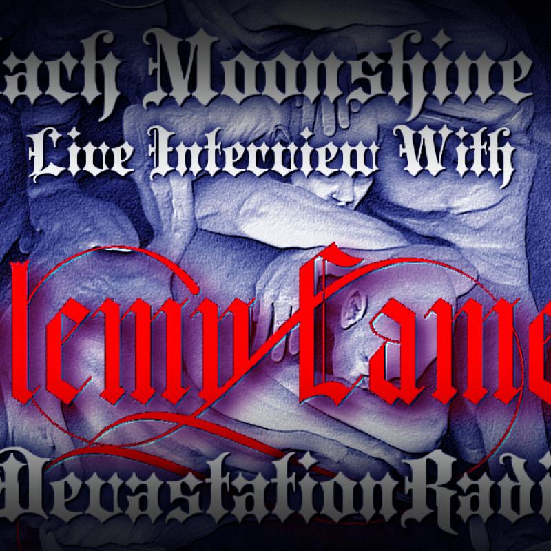 Solemn Lament - Live Interview - The Zach Moonshine Show