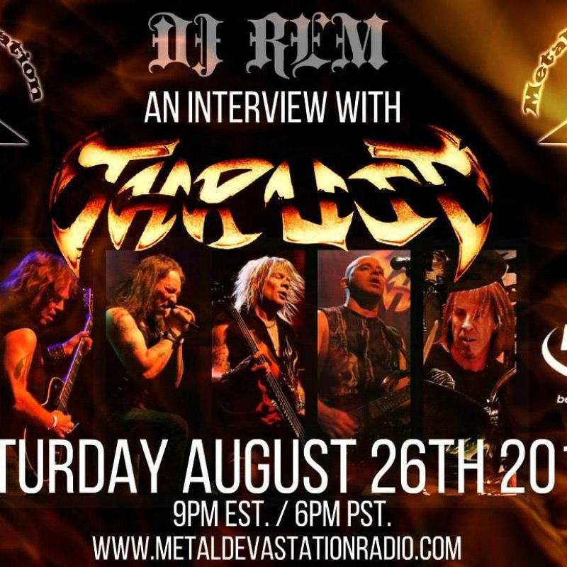 DJ REM Interviews - THRUST