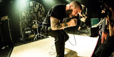 Philip H. Anselmo & the Illegals Live Interview On MDR!