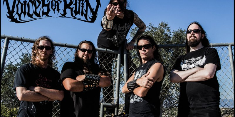 Voices Of Ruin Live Interview - The Zach Moonshine Show