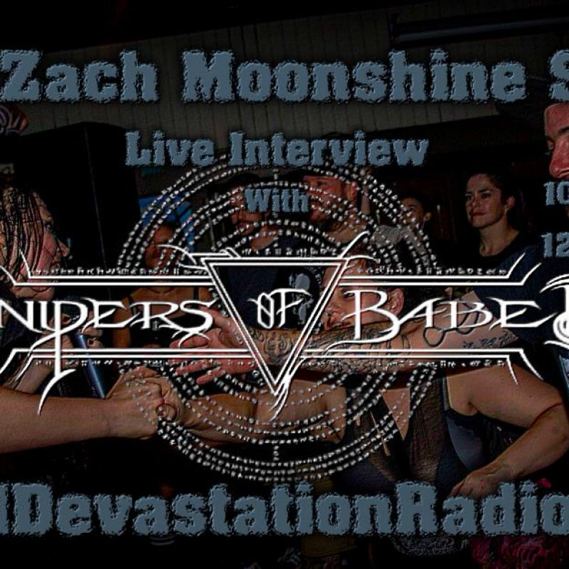 Snipers Of Babel - Live Interview - The Zach Moonshine Show