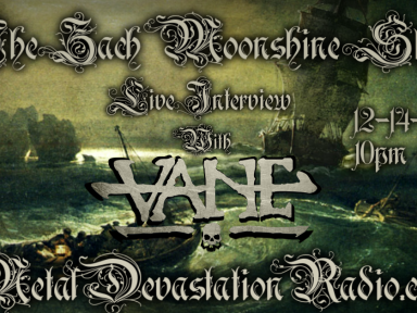 Vane - Live Interview - The Zach Moonshine Show