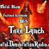 Tara Lynch - Exclusive Interview - Angels Of Metal Show