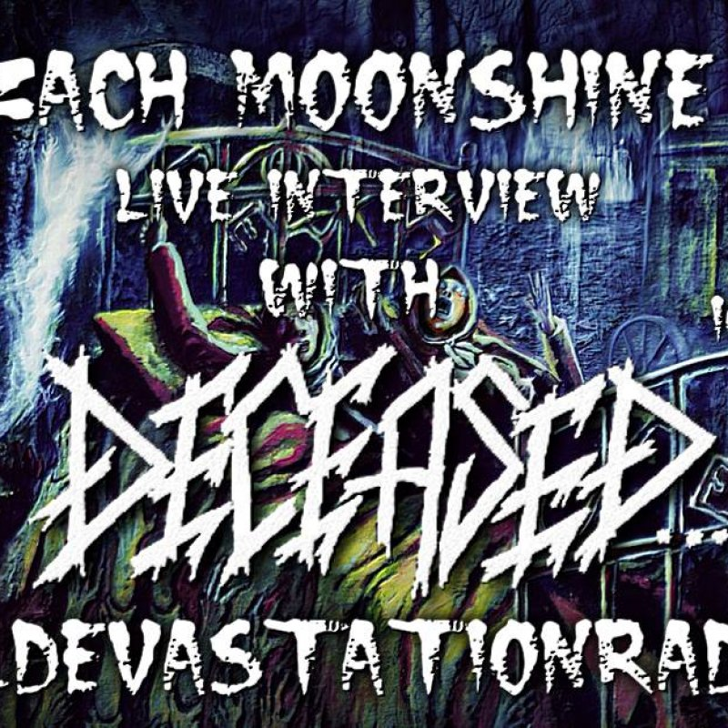 Deceased - Live Interview - The Zach Moonshine Show