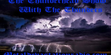 The Thunderhead show Today 1pm est