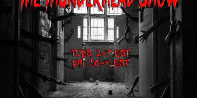 The Thunderhead show Live at 2pm est