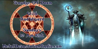 Smudge Of Doom Radio Show