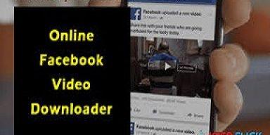 Online Facebook Video Converter