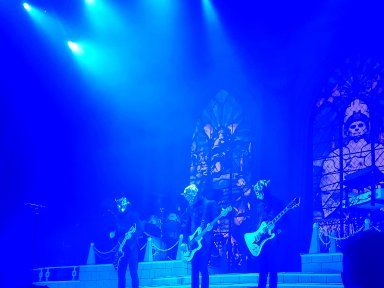 Ghost Live In Memphis Cannon Center 2018 (1)