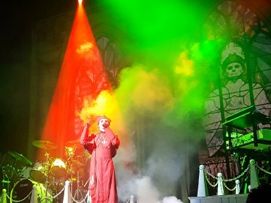 Ghost Live In Memphis Cannon Center 2018 (16)