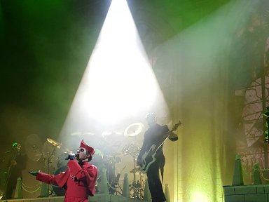 Ghost Live In Memphis Cannon Center 2018 (18)