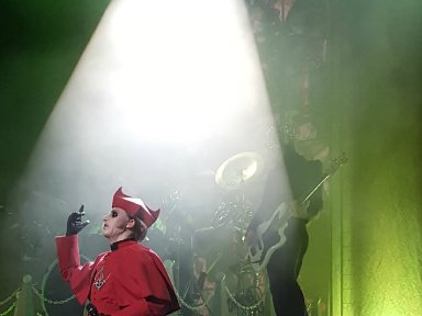 Ghost Live In Memphis Cannon Center 2018 (19)