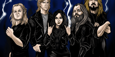 CRYSTAL VIPER JOINS LISTENABLE RECORDS