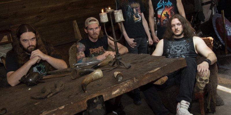 "Canada's RAIDER Teach Thrasher Fans To Shred Along To ""No Sign of The Dawn"" Guitar Playthrough w/ Ta"