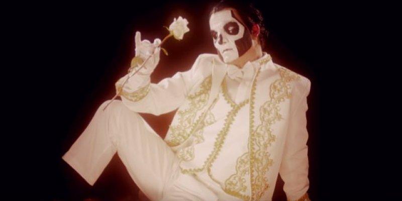 Video Premiere: GHOST's 'He Is'