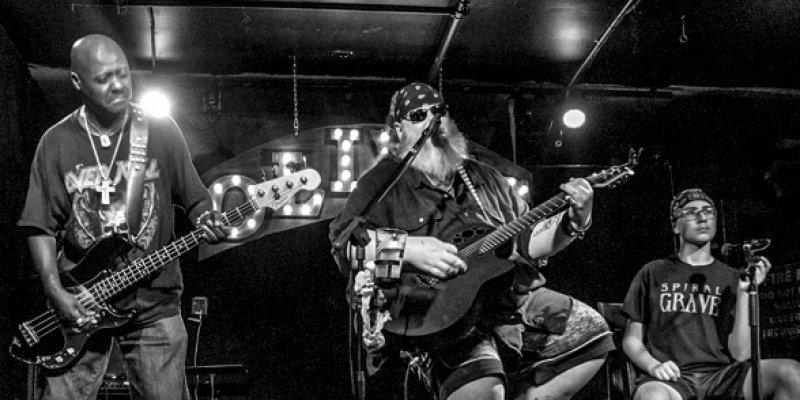 "IRON MAN vocalist, DEE CALHOUN, unleashes brand new video from latest album ""Godless""!"
