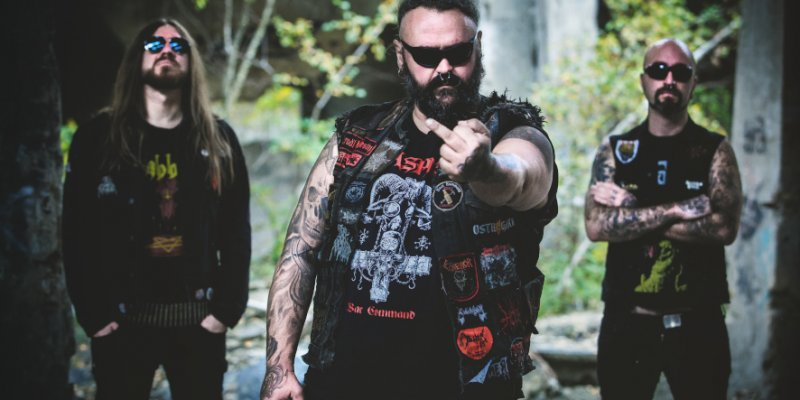 "Violentor (Italy) - Pandemia Tour 2020 - Declaration of War ""We organize clandestine shows"""