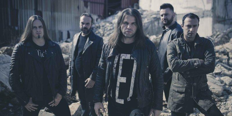 "Rockshots Records: Greek Power Prog BLACK FATE Releases Second Single ""Nemesis"" Off Upcoming Album"
