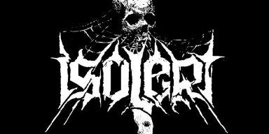 New Music: Isolert World in Ruins Nihilistische KlangKunst Release: 11 November 2020