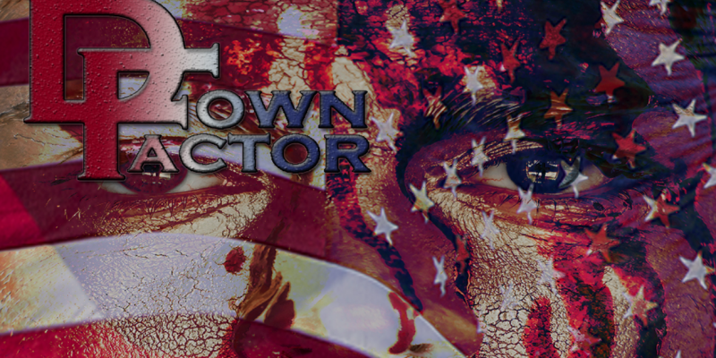 New Video: DOWN FACTOR - BLOOD OF THE PATRIOTS - (Thrash Metal)