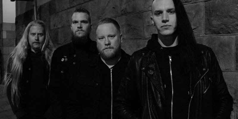 """Sweden's DISRUPTED premiere new video at """"Decibel"""" magazine's website - features guest from LIK"""
