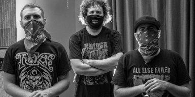 "SEISMIC: The Sleeping Shaman Premieres ""Haunter Of The Dark"" By Philadelphia Instrumental Doom Metal Trio; Debut EP To See November Release"