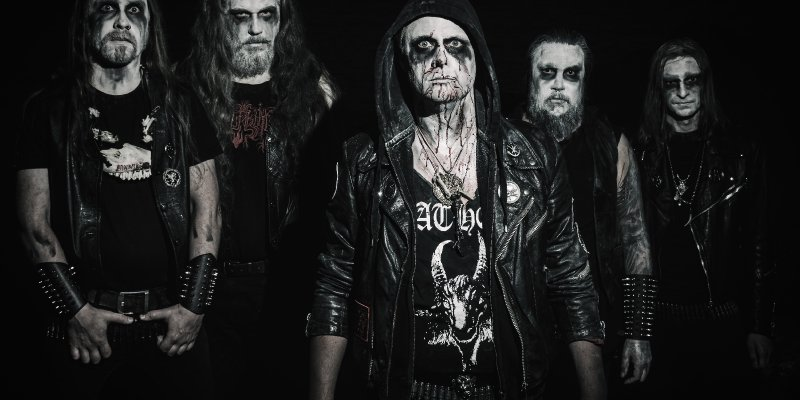 MALAKHIM set release date for IRON BONEHEAD debut album, reveal first track