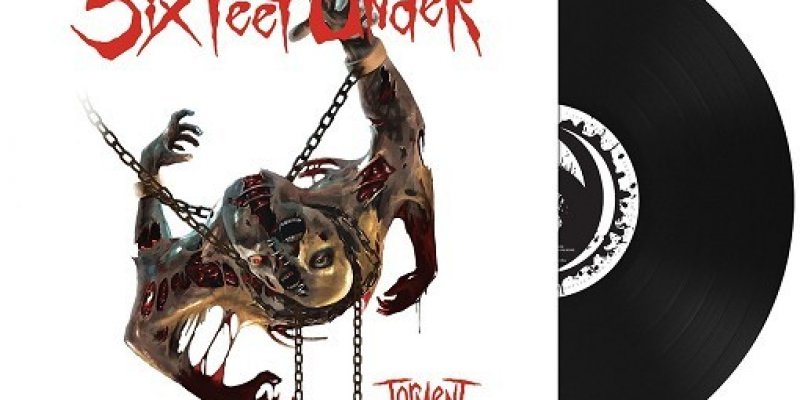 """Listen to Six Feet Under's New Album """"Torment"""" in its entirety right here!"""