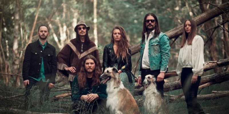 """LYKANTROPI: Swedish Psychedelic Folk Rock Collective Unveils """"Axis Of Margaret"""" Single; Tales To Be Told Full-Length Nears Release Via Despotz Records"""