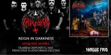"Impiedoso: Listen now to new album ""Reign in Darkness""!"