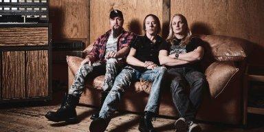 "CONVULSE: Treble Premieres ""Whirlwind"" From Finnish Progressive Death Metal Veterans; Deathstar Nears Release Via Transcending Records"