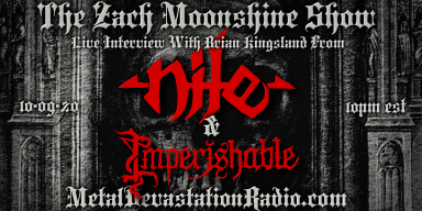 Nile - Interview & The Zach Moonshine Show - Featured in Bathory'Zine!