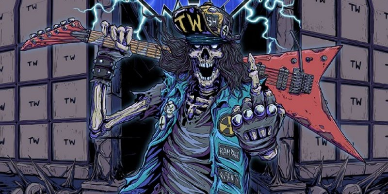 "New Music: ThrashWall - ""ThrashWall"" Firecum Records | Release: 19/10/2020"