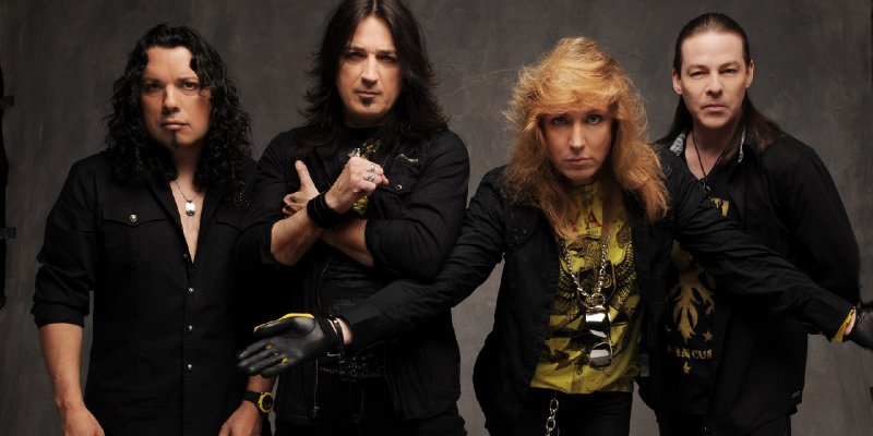 Stryper Fires Tim Gaines For Sinning?