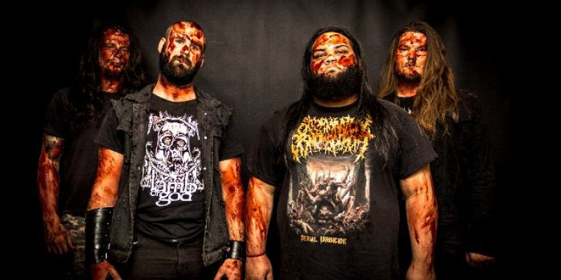 South African death metal band THE FALLEN PROPHETS to release new album