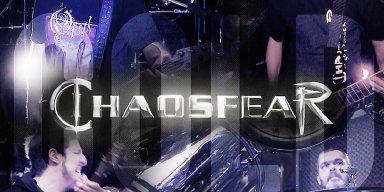 CHAOS FEAR lança novo vídeo e EP!