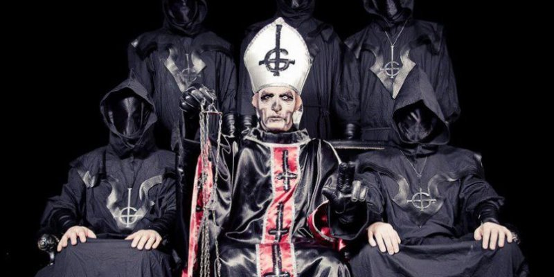 Former GHOST Members Say TOBIAS FORGE is lying about them being a 'Solo Project'?