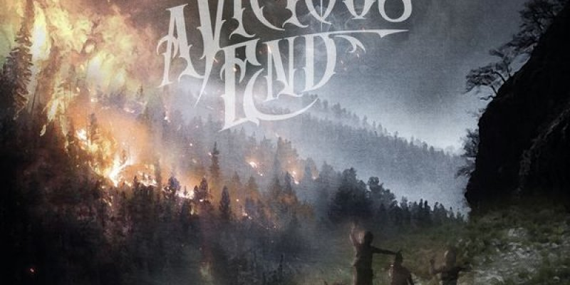 A Vicious End - The Hills Will Burn - Streaming At Rock On The Rise Radio!