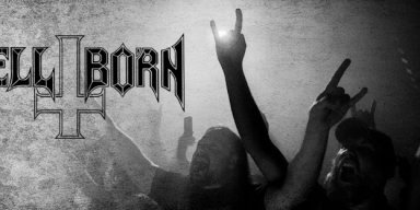 Hell-Born unveil the first track from their Natas Liah album, with a lyric video for the devastating 'Axis Of Decay'!