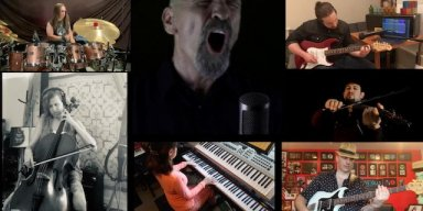 Storm Surge single w/ Stratospheerius & Saga's Michael Sadler