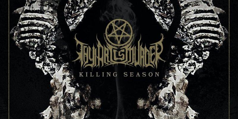 THY ART IS MURDER | New Single 'Killing Season' Available