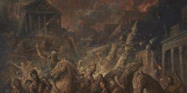 Album Premiere Alert: DARK QUARTERER's 'Pompei'