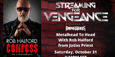 """BraveWords Goes """"Metalhead To Head"""" with Rob Halford This Saturday"""