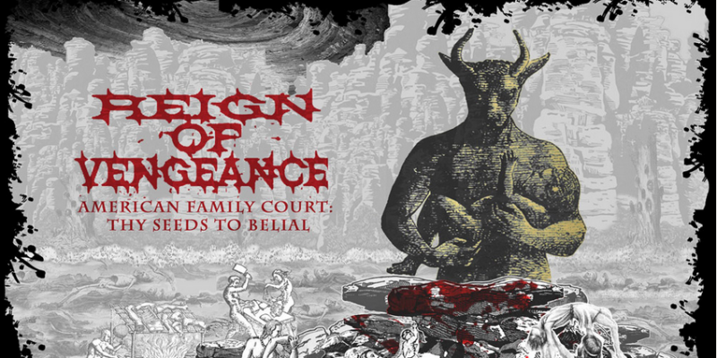 """MetalSucks Streaming: Reign of Vengeance New Single, """"American Family Court: Thy Seeds to Belial"""""""